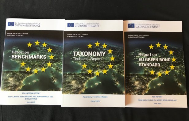 2019-06-18 Sustainable Finance EU TEG interim reports